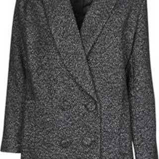 Kabáty DILAN1 Černá