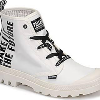 Kotníkové boty PAMPA HI FUTURE Bílá