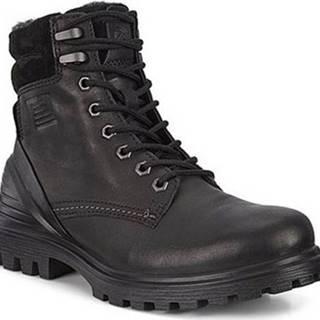 Kotníkové boty Tred Tray Černá