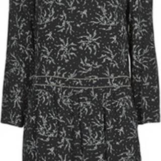 Freeman T.Porter Krátké šaty RYM POWDER Černá