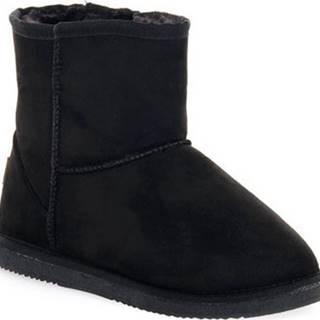 Zimní boty I4CROM POLACCO Černá