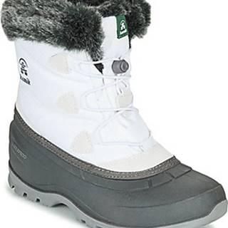 Zimní boty MOMENTUM LO Bílá