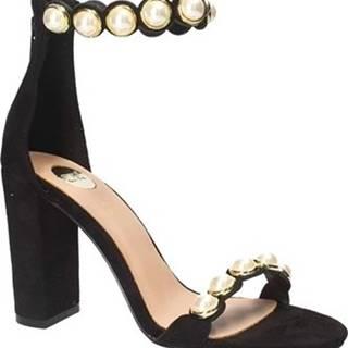 Sandály G47004095001 Černá