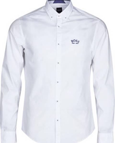Bílá košile BOSS