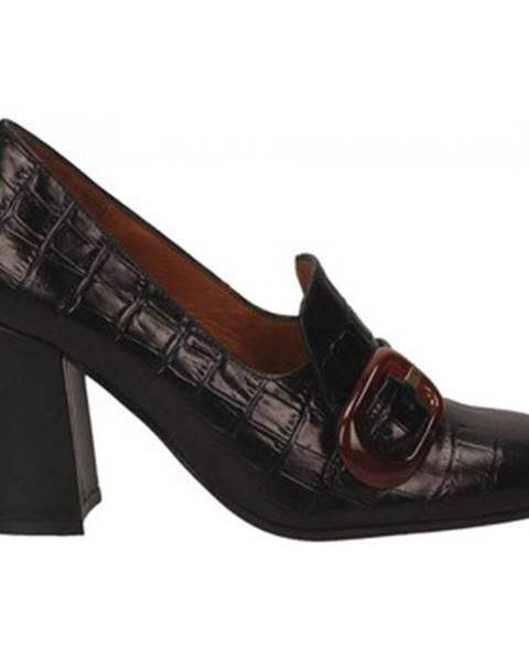 Černé boty Chie Mihara