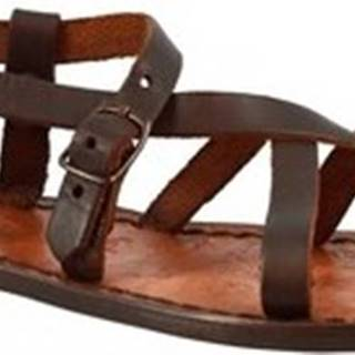 Sandály 530 T. MORO Hnědá