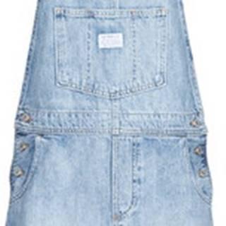 Krátké šaty NORAH SKIRTALL Modrá