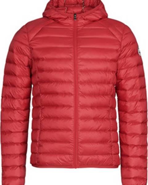 Červená bunda Jott