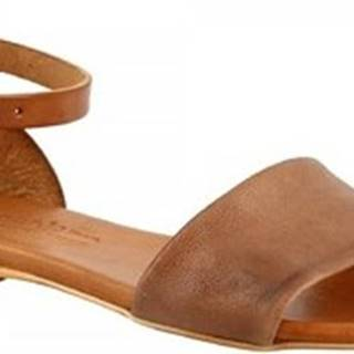 Sandály PC129L CAPRA T. MORO Hnědá