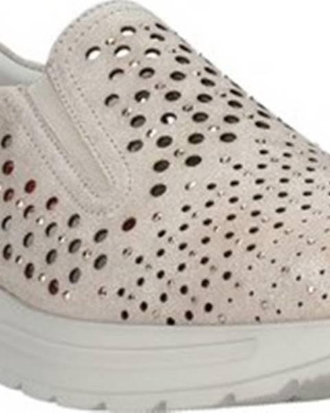 Béžové boty CallagHan