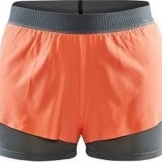 Zkrácené kalhoty 7/8 a ¾ Vent 2IN1 Racing Shorts ruznobarevne