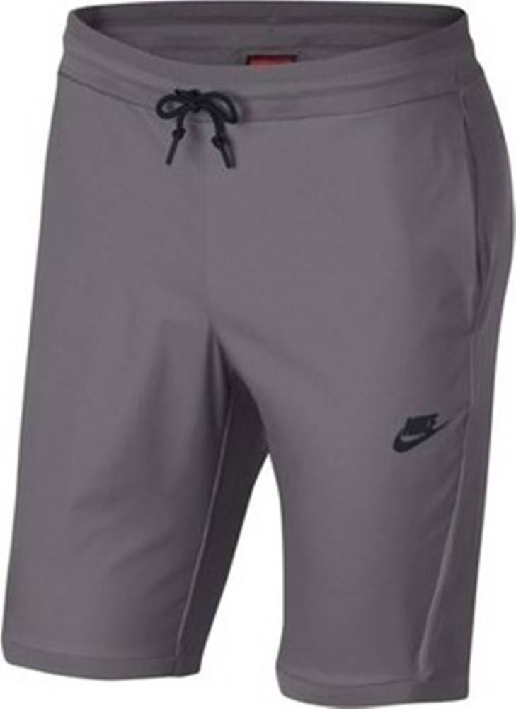nike Zkrácené kalhoty 7/8 a ¾ Sportswear Tech Knit Mens Shorts