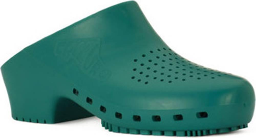 Calzuro Pantofle S VERDE Zelená