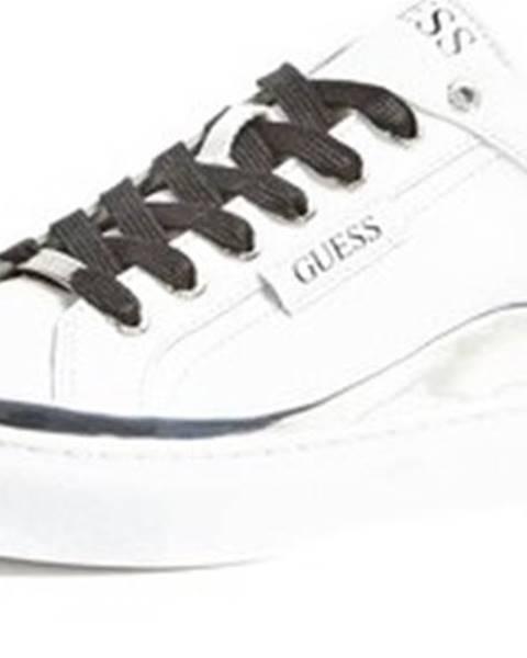 Bílé tenisky Guess