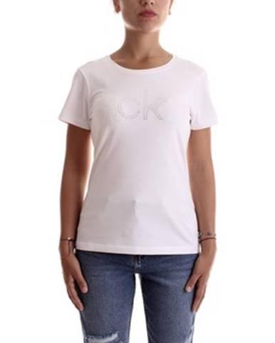 Topy, trička, tílka calvin klein jeans