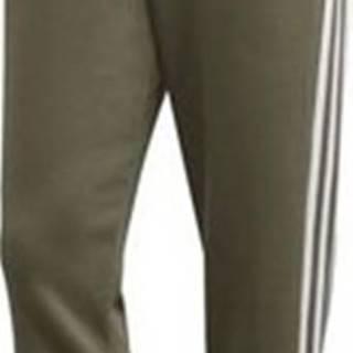 adidas Ležérní kalhoty Essential 3S Zelená