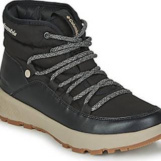 Zimní boty SLOPESIDE VILLAGE OMNI HEAT MID Černá