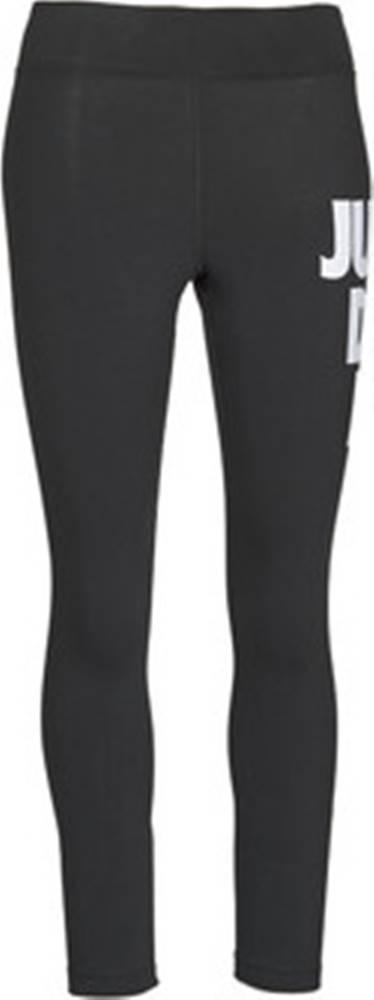 nike Legíny / Punčochové kalhoty W NSW LEGASEE LGNG 7/8 HW JDI Černá