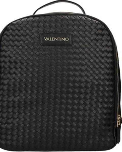 Černý batoh Valentino Mario