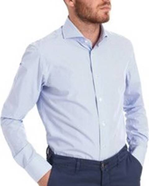 Hnědá košile Barbolini Milano