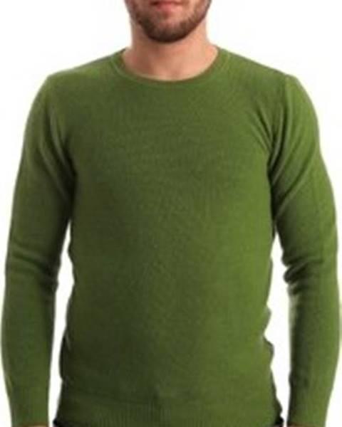 Zelený svetr Bradano