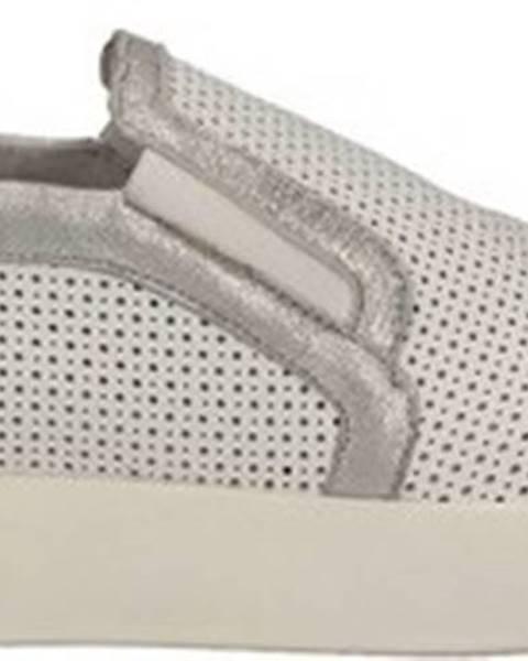Bílé boty Exton