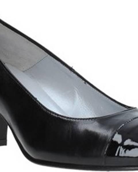 Černé boty Soffice Sogno