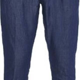 Ležérní kalhoty MMTR00500 FA950119 Modrá