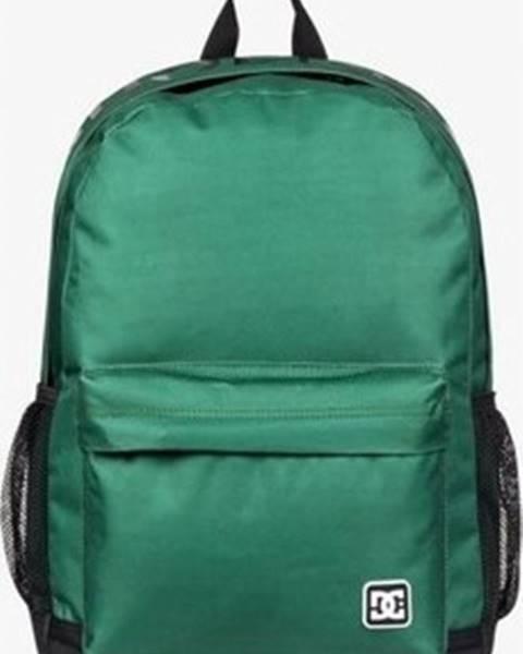 Zelený batoh DC Shoes