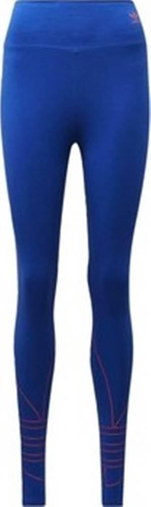 adidas adidas Legíny / Punčochové kalhoty Legíny Adicolor Large Logo Modrá
