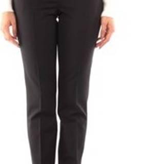Oblekové kalhoty ISBA Černá