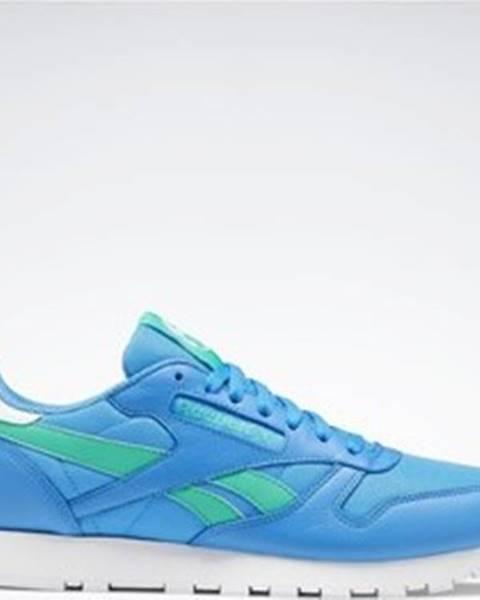 Modré tenisky reebok classic