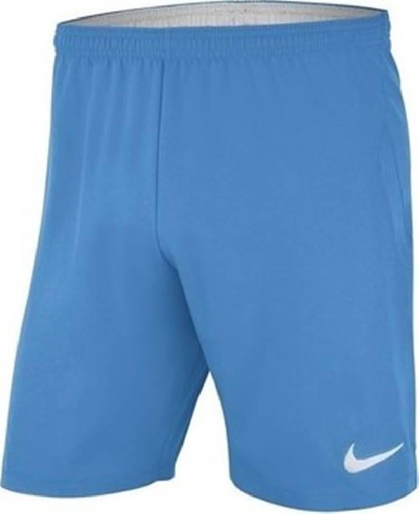 nike Zkrácené kalhoty 7/8 a ¾ Laser Woven IV Modrá