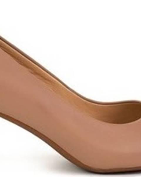Růžové boty Clarks