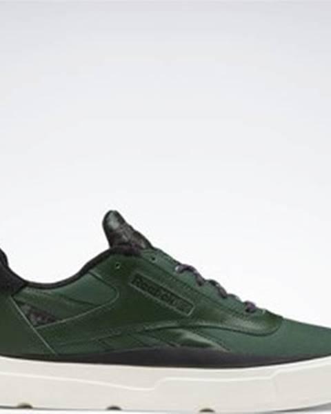 Zelené tenisky reebok classic