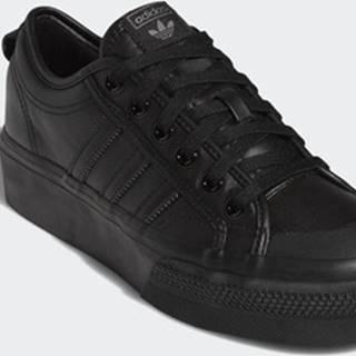 adidas Tenisky Obuv Nizza Platform Černá
