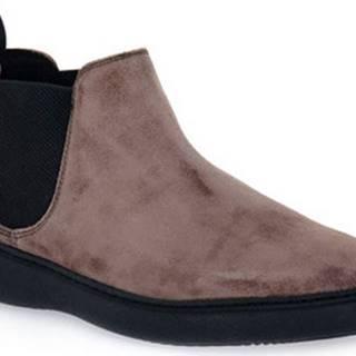 Kotníkové boty WAX LAB Modrá