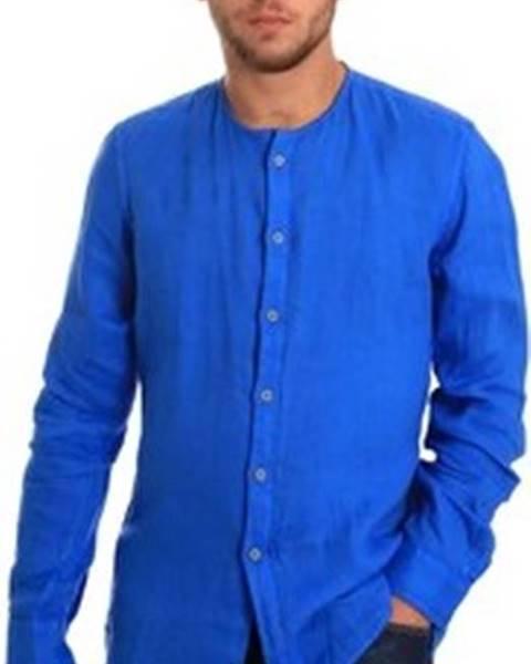Modrá košile GAUDÌ