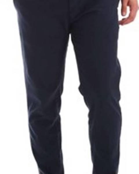 Modré kalhoty Ransom Co.