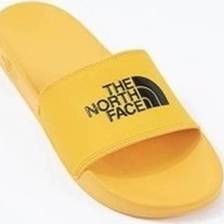 pantofle Klapki Base Camp Slide Ii Žlutá