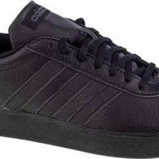 adidas Tenisky VL Court 20 Černá