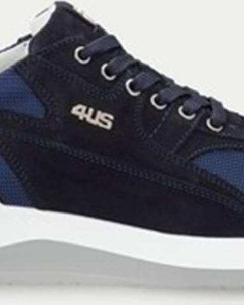 Modré tenisky Paciotti 4us