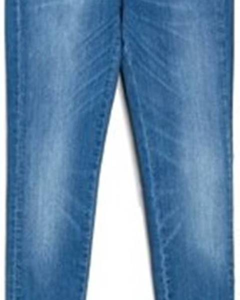 Modré kalhoty Nero Giardini
