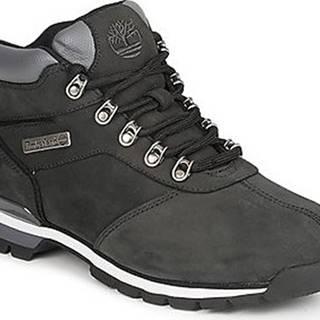 Kotníkové boty SPLITROCK 2 Černá