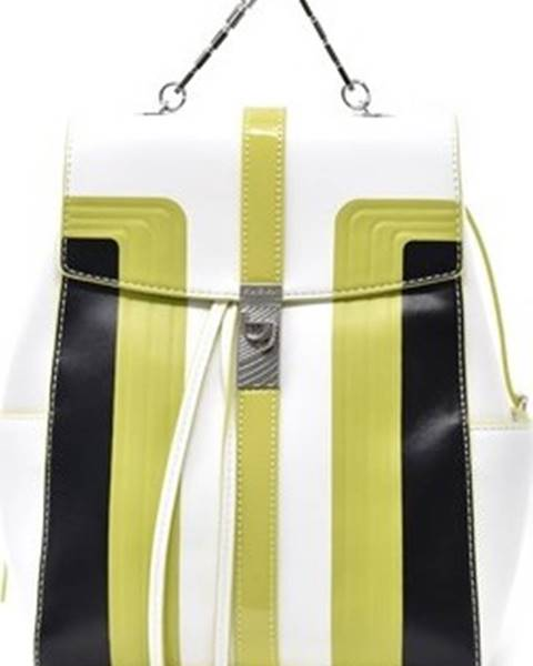 Bílý batoh Byblos Blu
