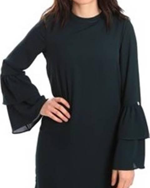 Zelené šaty GAUDÌ