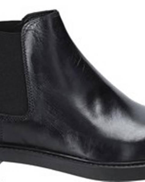 Černé boty Rogers