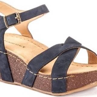 Lumberjack Sandály SW63106 001 D01 Modrá