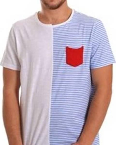 Bílé tričko GAUDÌ