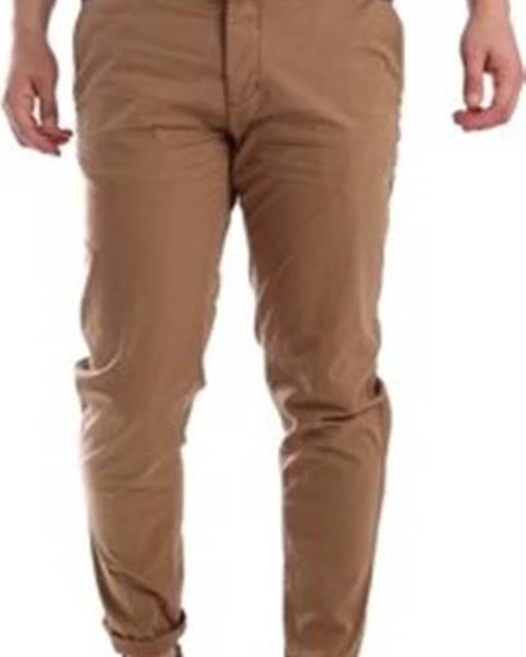 Béžové kalhoty Ransom Co.